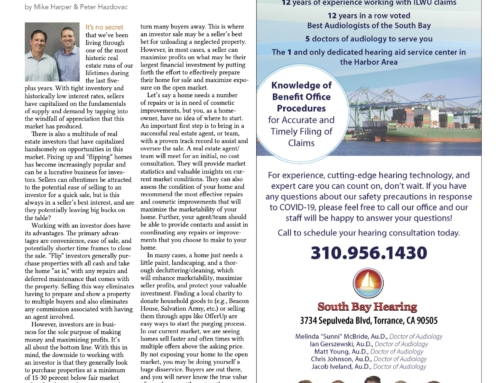 Selling Your Home: Benefits of Working with a Real Estate Agent vs. an Investor (San Pedro Today – Sept 2021)